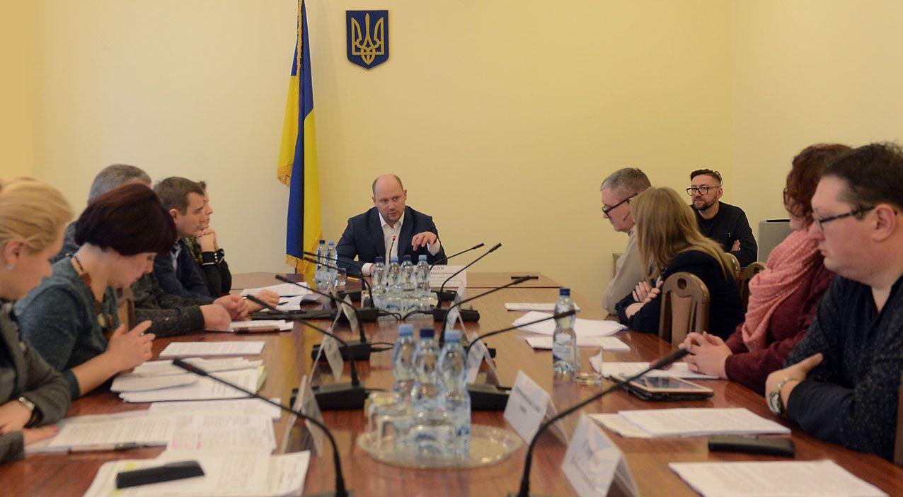 Комітет ВРУ з питань соцполітики провів робочу нараду