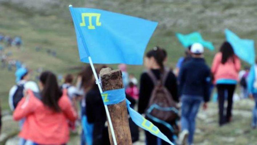 Чергова акція залякування кримських татар