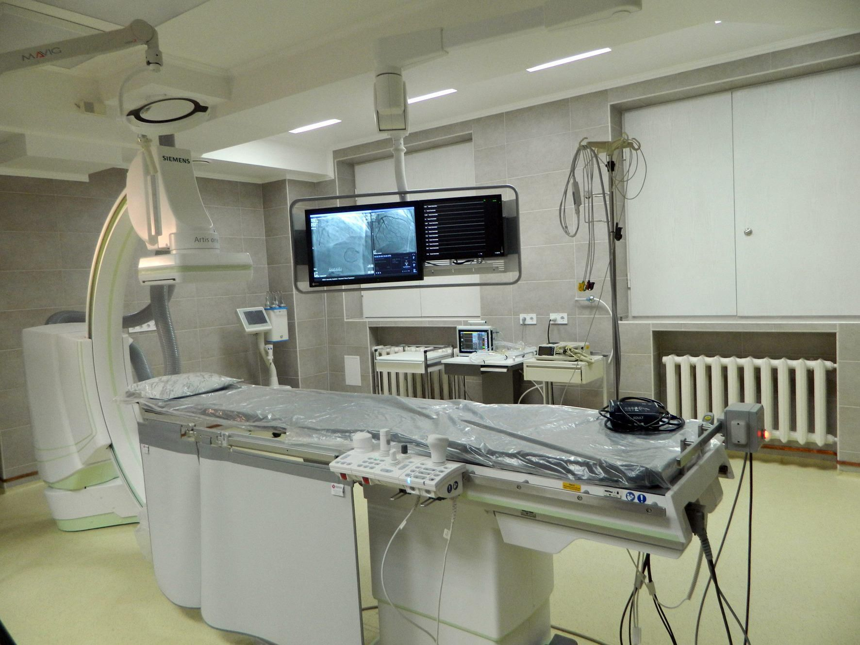 Показатель смертности от инфарктов снизился на 25 процентов