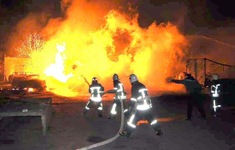 Пожежа у Кропивницькому: надзвичайна подія сколихнула місто