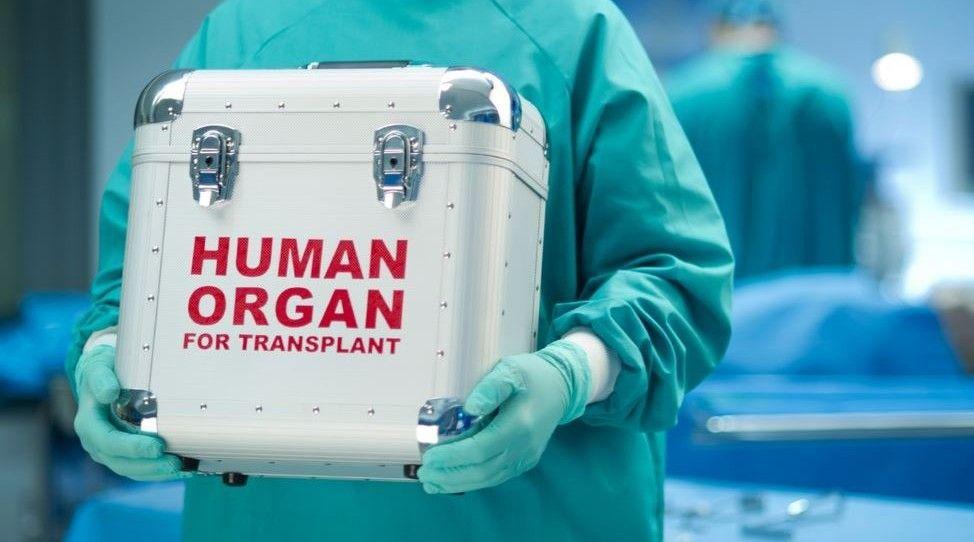 Про внесення змін до деяких законодавчих актів України щодо застосування трансплантації анатомічних матеріалів людині