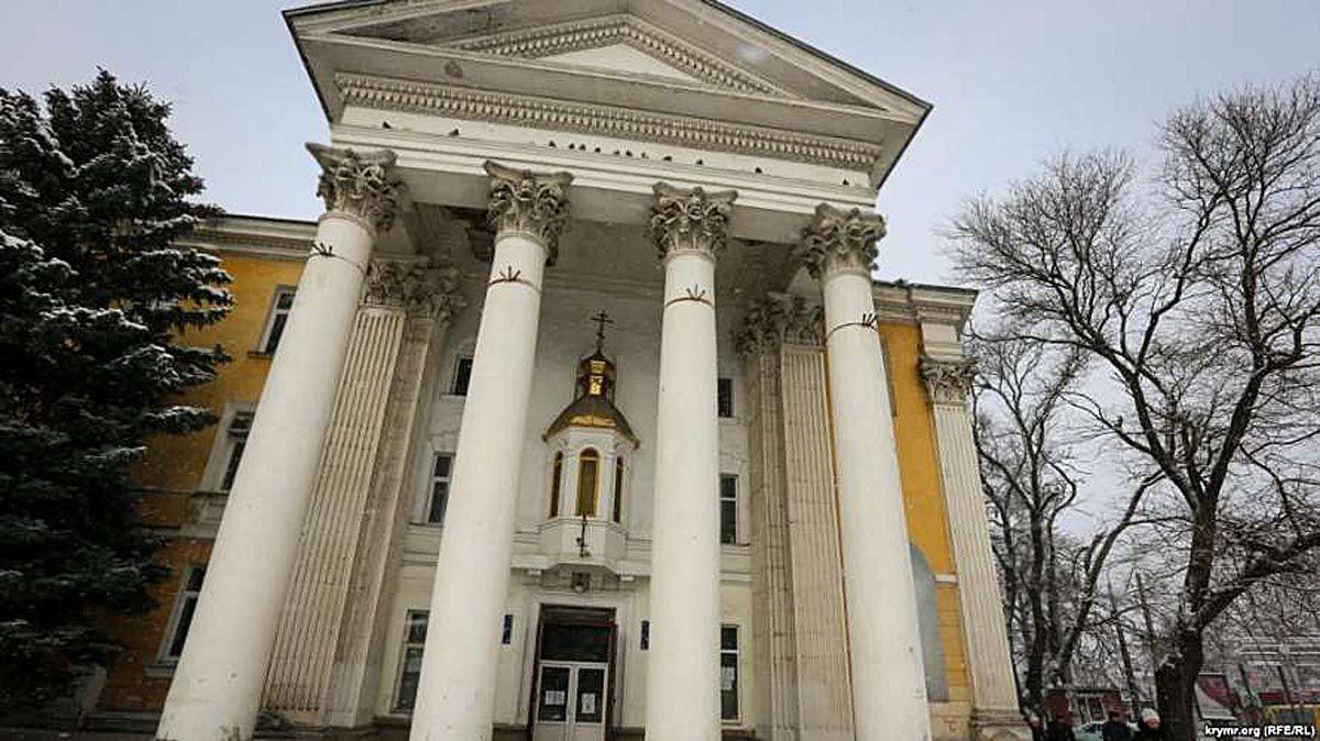 Окупанти в Криму закривають храм ПЦУ через «борг» у два рублі