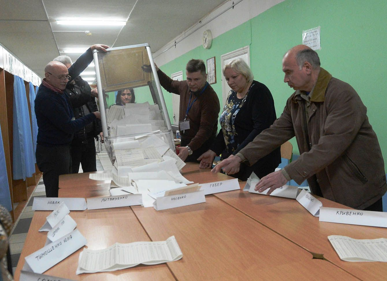 Юлія Тимошенко не повірила у результати екзит-полів