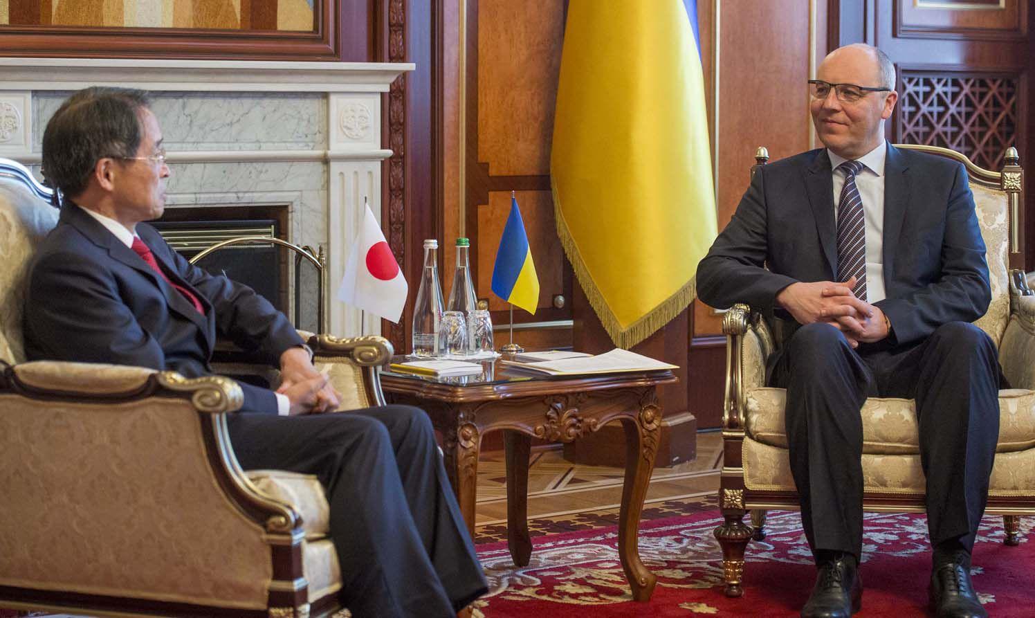 Японія ніколи не визнає анексію Криму і вважає неприпустимою  російську агресію на Донбасі
