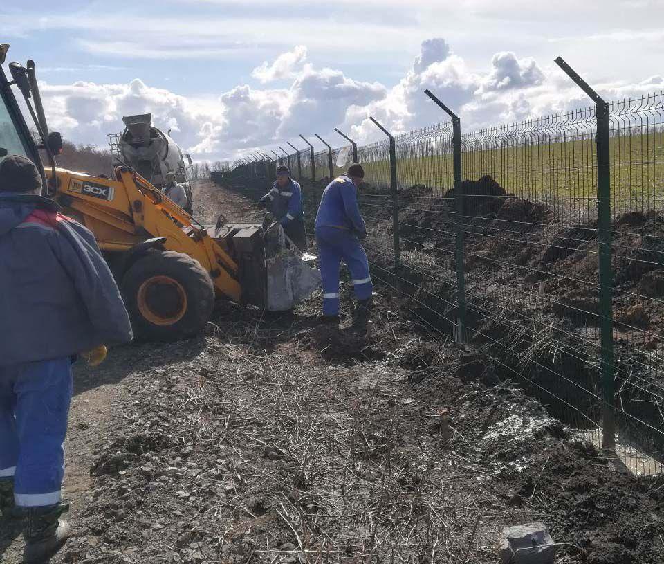 На Луганщині облаштовують державний кордон