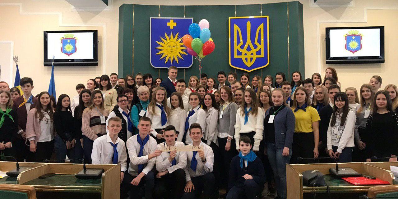 Молодые лидеры собрались в молодежной столице