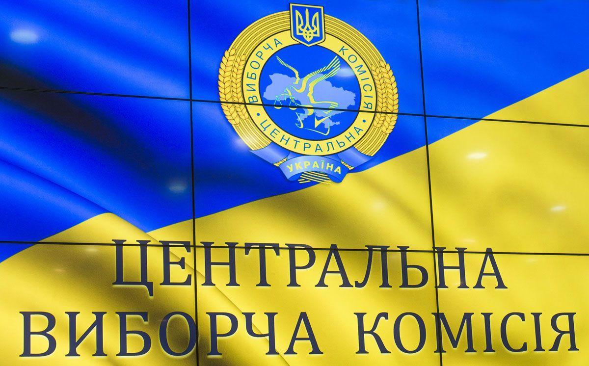 Повідомлення Центральної виборчої комісії про результати голосування