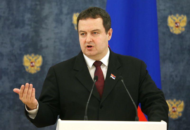Белград уже настаивает на возобновлении диалога