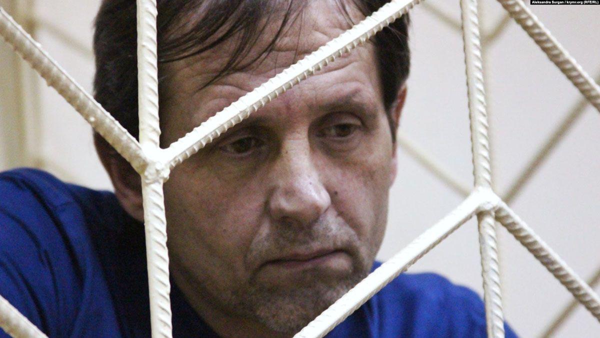 Балух у російському штрафному ізоляторі