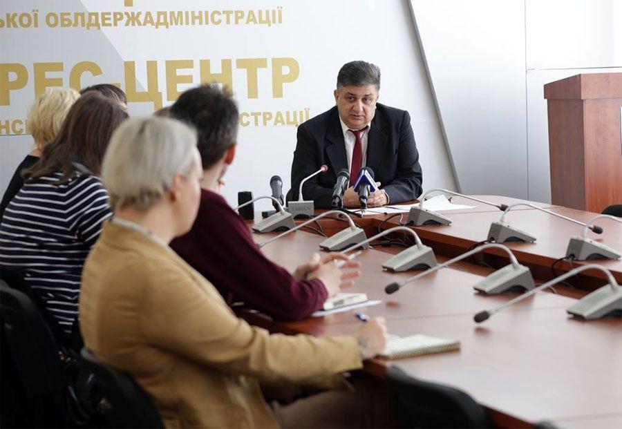 На Луганщині готуються до ЗНО