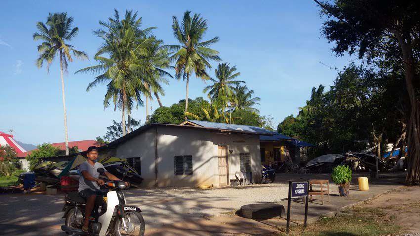Відгомін малайзійського «Боїнга», або Привіт з Лангкаві