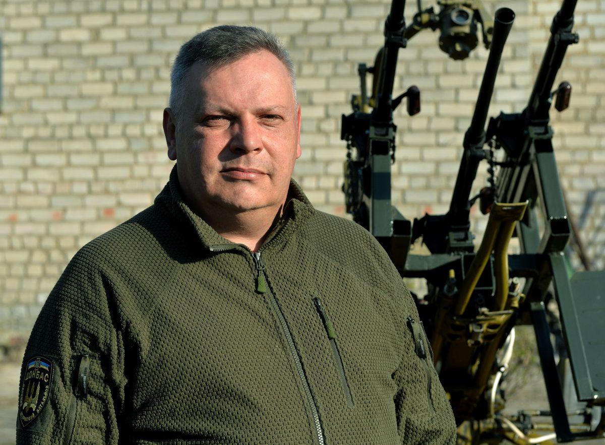 Воюю за постоянную величину – за украинскую землю