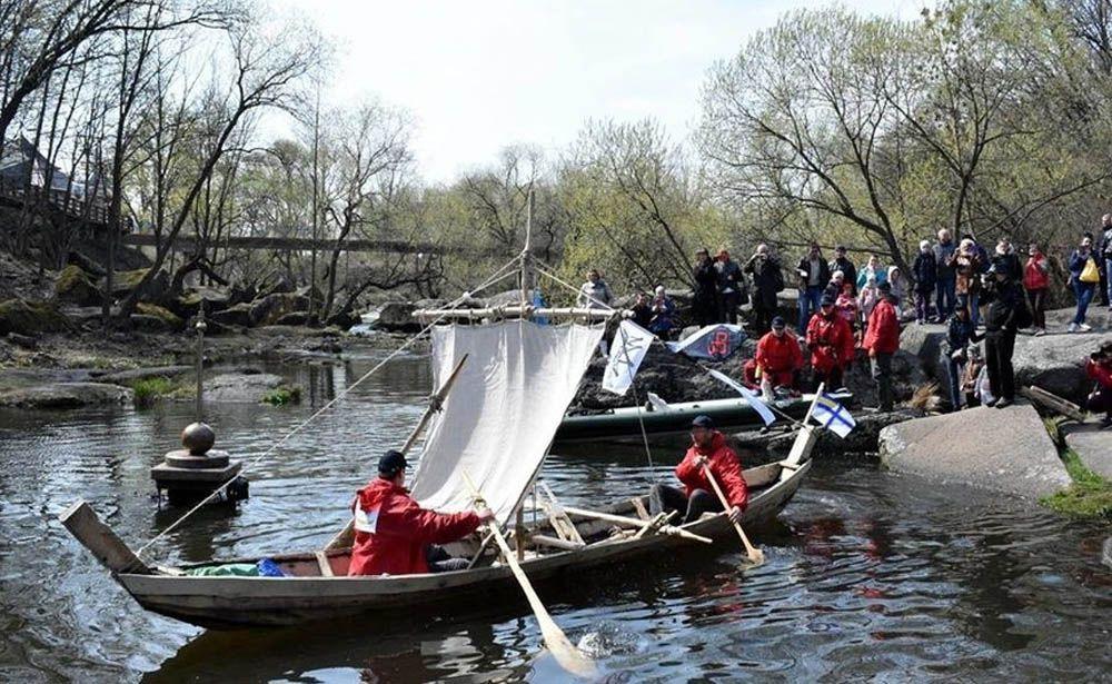 По річках — літописним шляхом