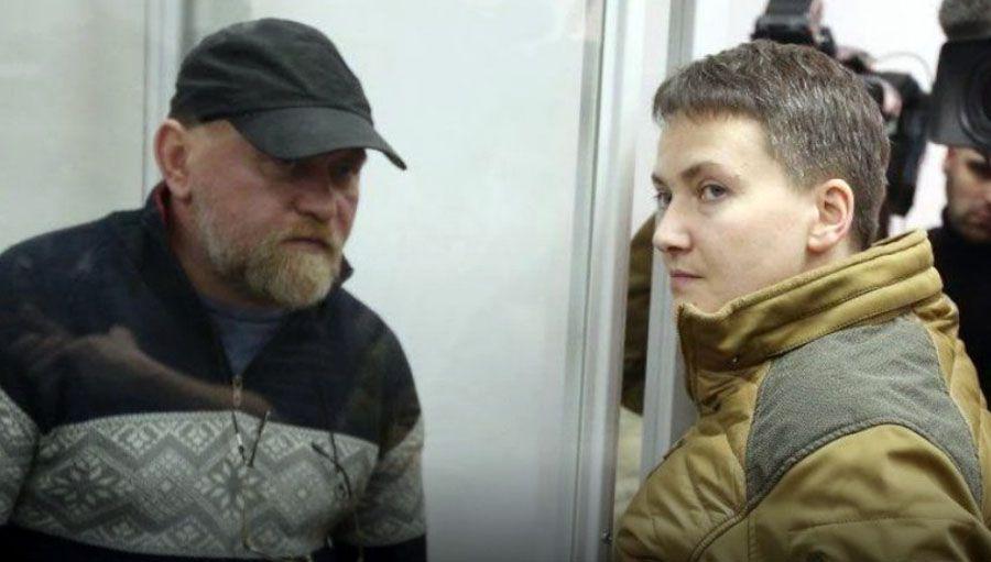 Парламентарія Надію Савченко звільнили з-під варти