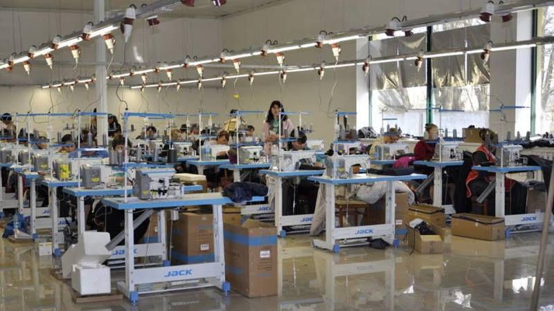 Інвестор відкрив сучасний швейний цех
