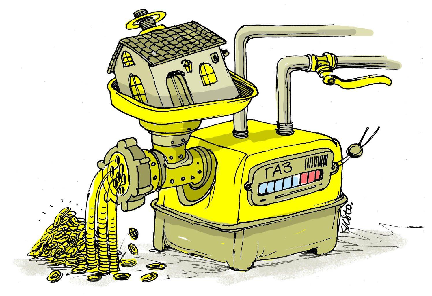 Питання відкрите: платити газовим вимагачам чи ні