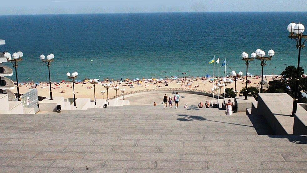 «Блакитний прапор» — кращому пляжу