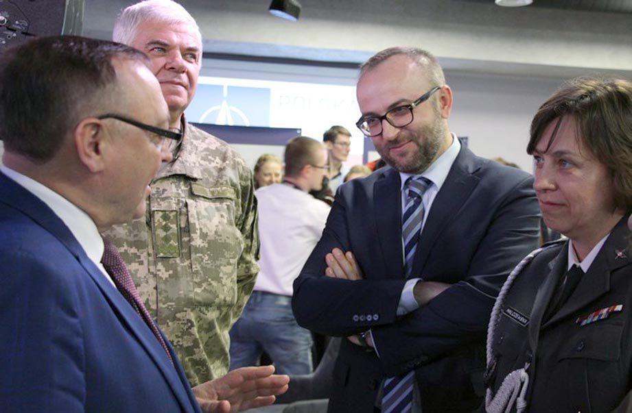 Відзначають 20-річчя вступу Польщі до НАТО