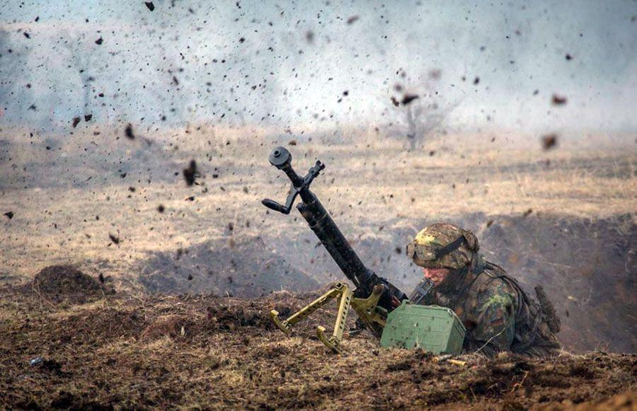 РФ отказалась объявить «пасхальное перемирие» на Донбассе