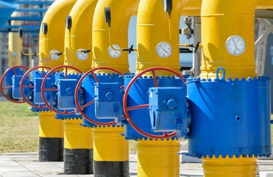 Обсяг газу у сховищах України — 9,049 млрд куб. м