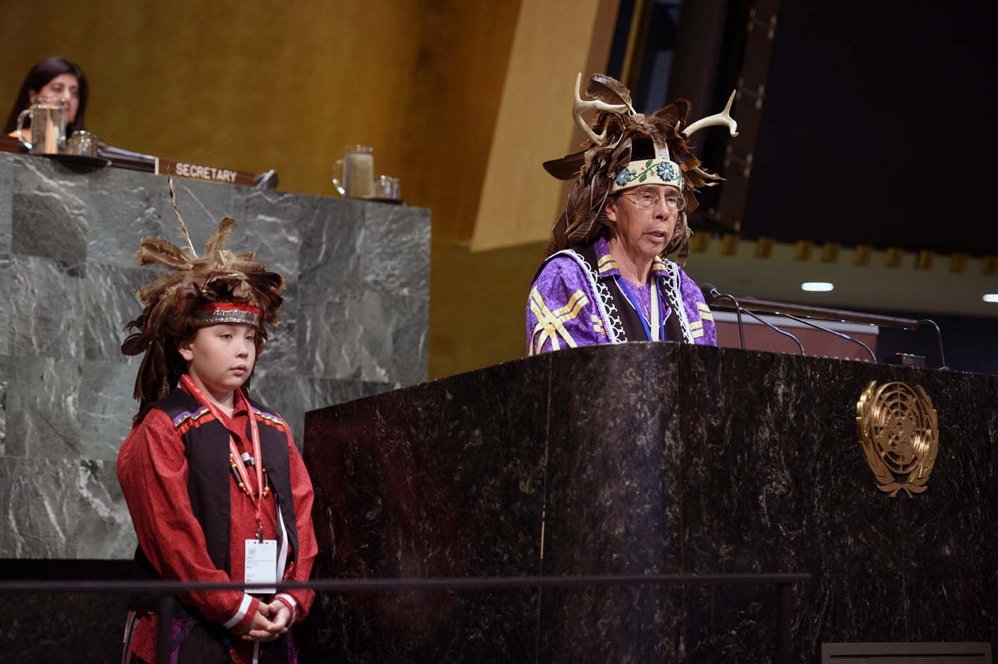 Нью-Йорк: 18-та сесія Постійного форуму ООН з питань корінних народів