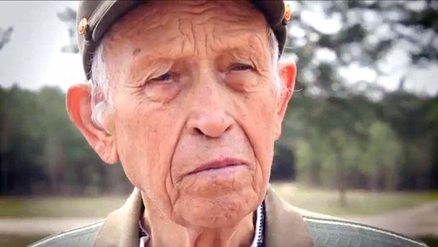 Участник боя под Гурбами снялся в историческом ролике