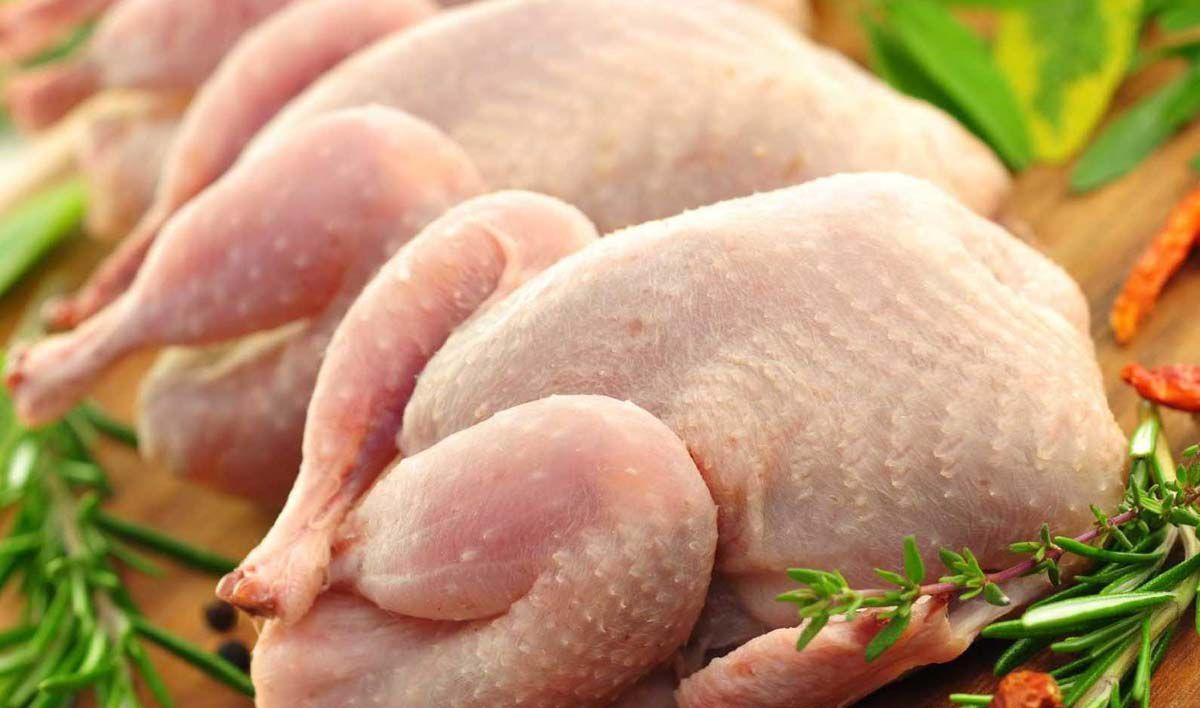 103 600 т м'яса птиці на суму 146,9 млн $ експортовано з України