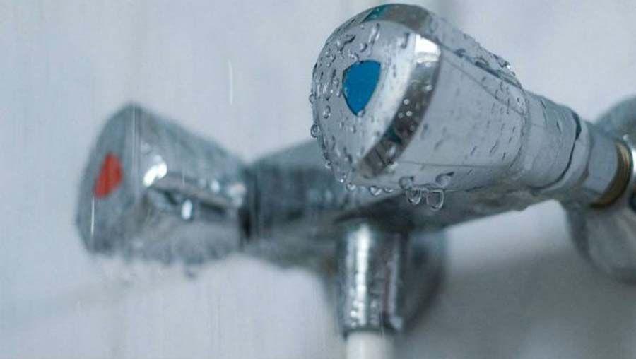 Чверть мешканців без гарячої води