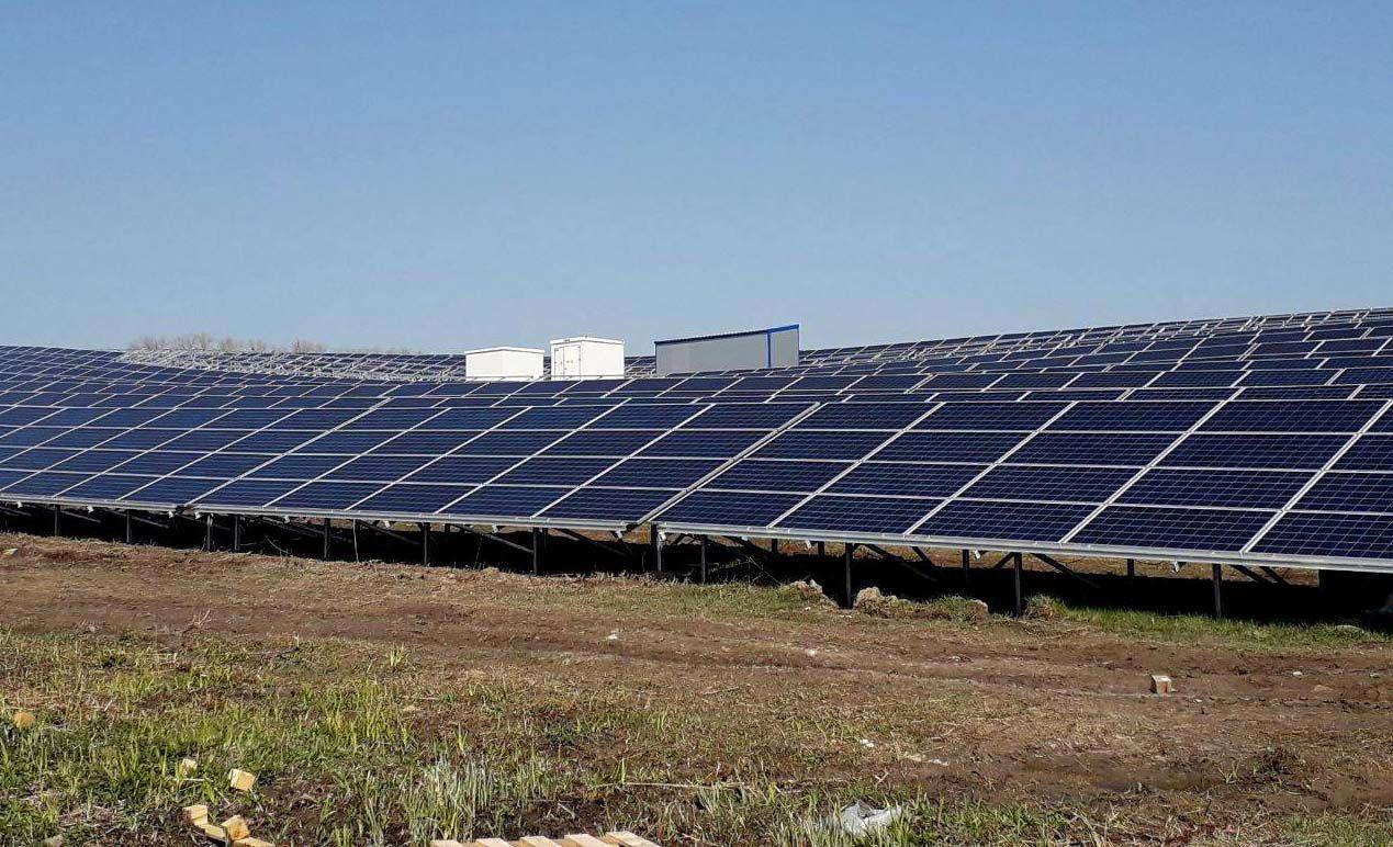 З'явиться сонячна електростанція
