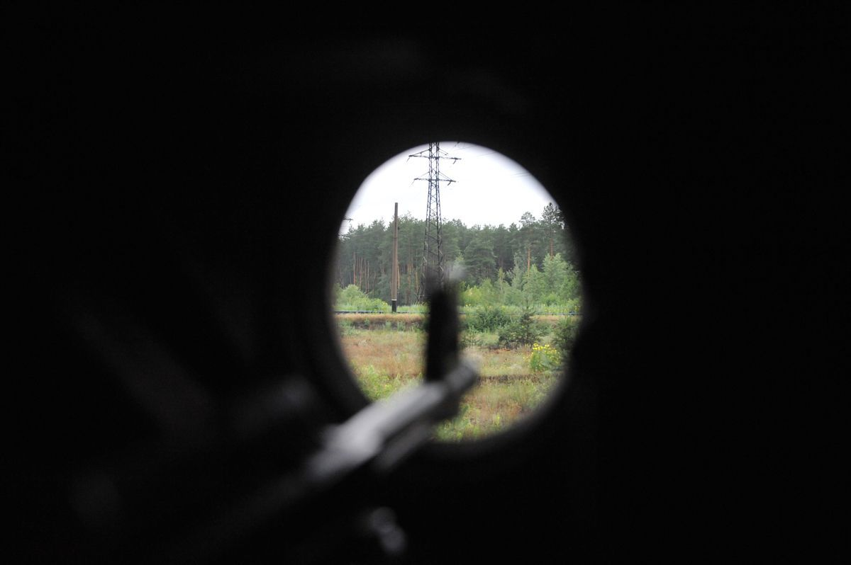 Спостерігачів ОБСЄ «засліплюють» перешкоди, які створюють гібридні формування