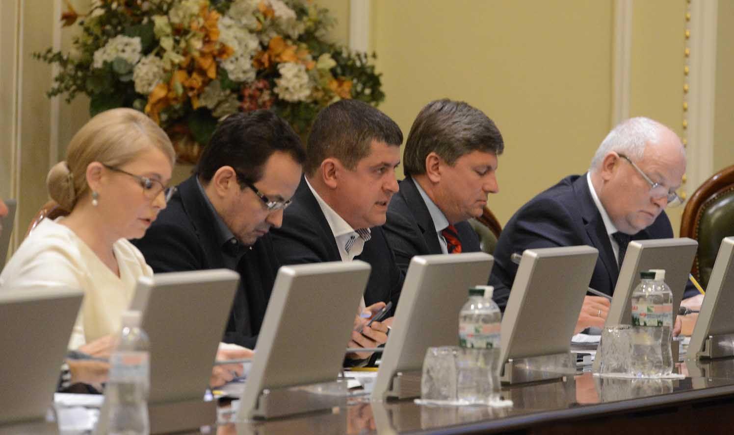 Верховна Рада розгляне тематичні блоки: паливно-енергетичний, місцевого самоврядування, освіти...