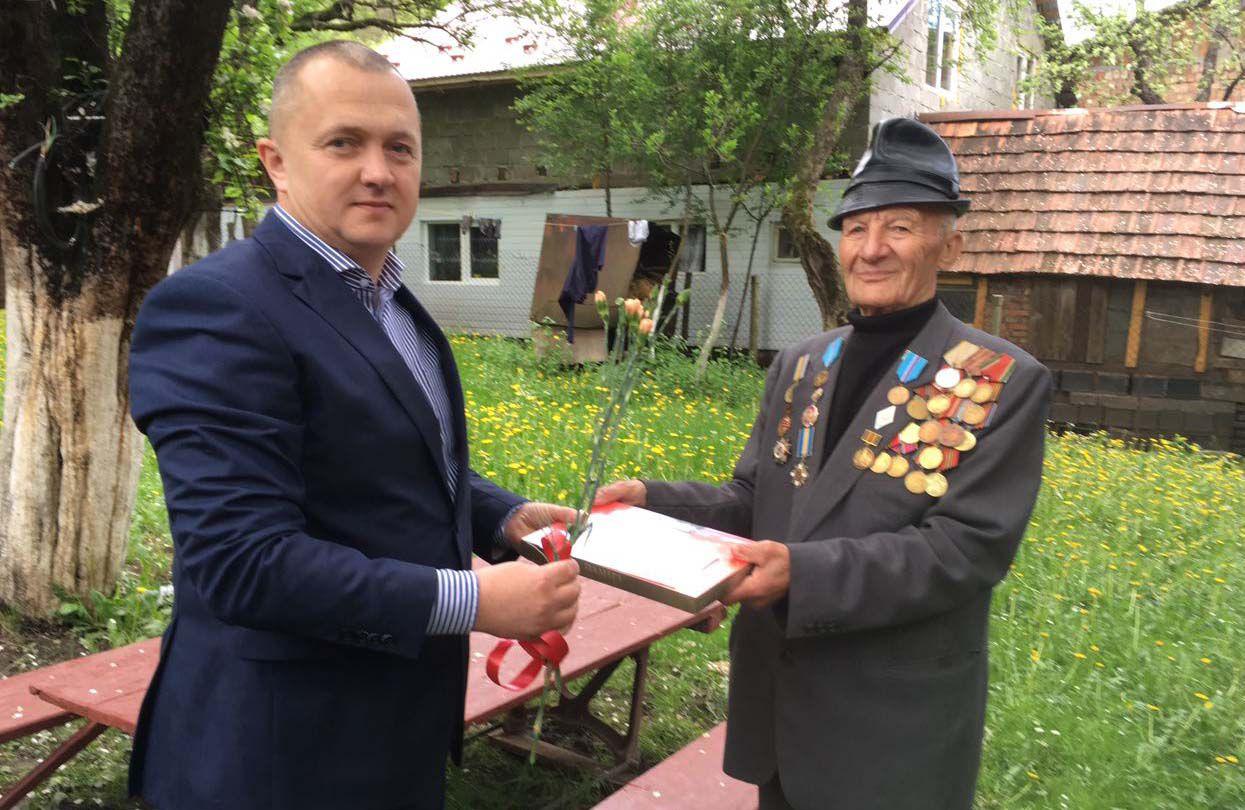 Ветеранам Второй мировой — особый почет