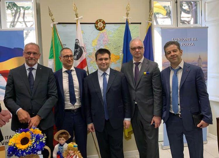 На Сардинії відкрили Почесне консульство України