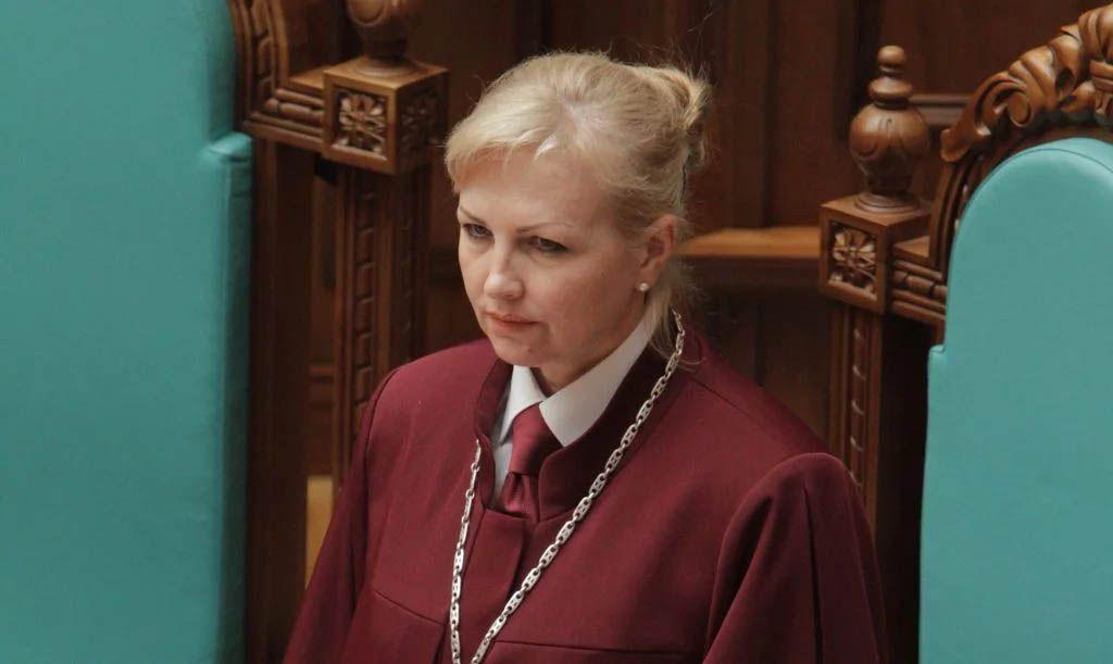 У Конституційному Суді новий Голова