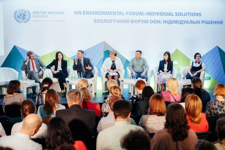 Іван Рибак: Глобальне потепління, кліматичні аномалії напряму стосуються України