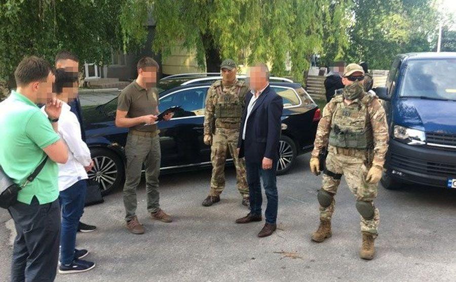 Депутата задержали с первым «траншем» взятки