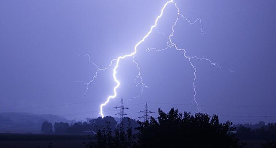 На Буковине молния убила двух мужчин, пасших скот в поле