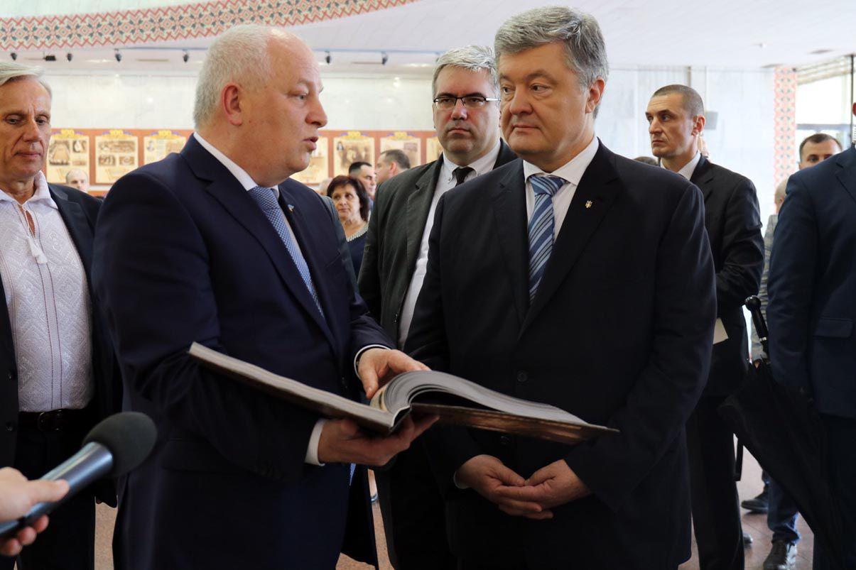 На одній виставці — тисячоліття Української державності