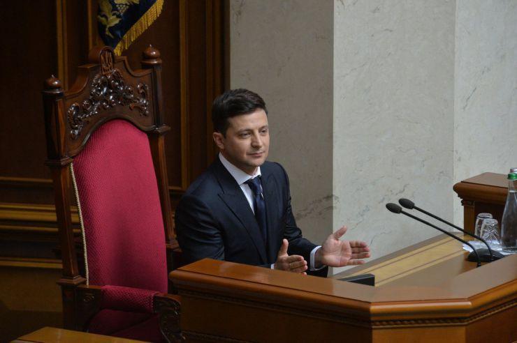 Президент України Володимир Зеленський призначив дату позачергових виборів до Верховної Ради