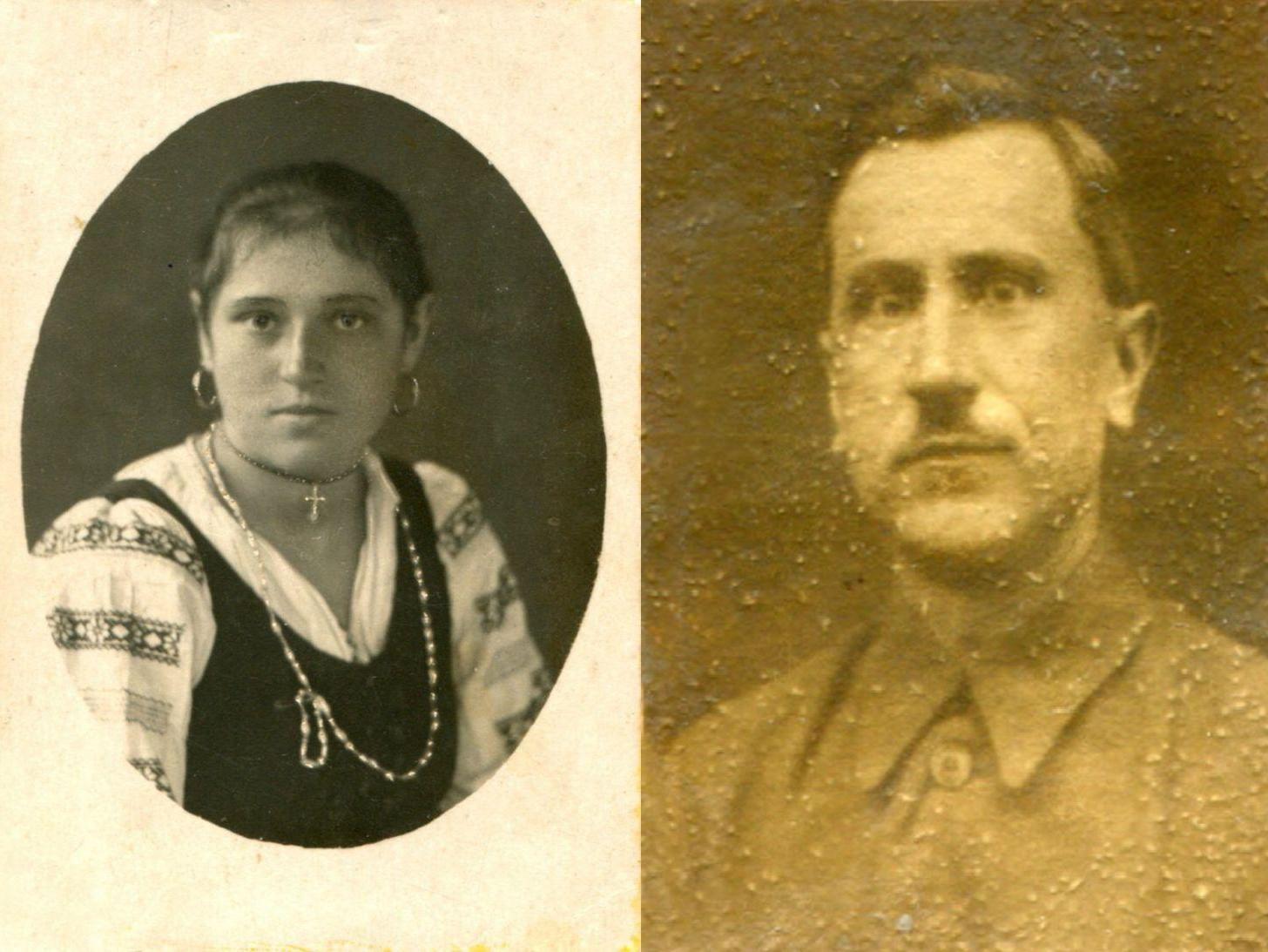 Евдокия и ее расстрелянный Михаил
