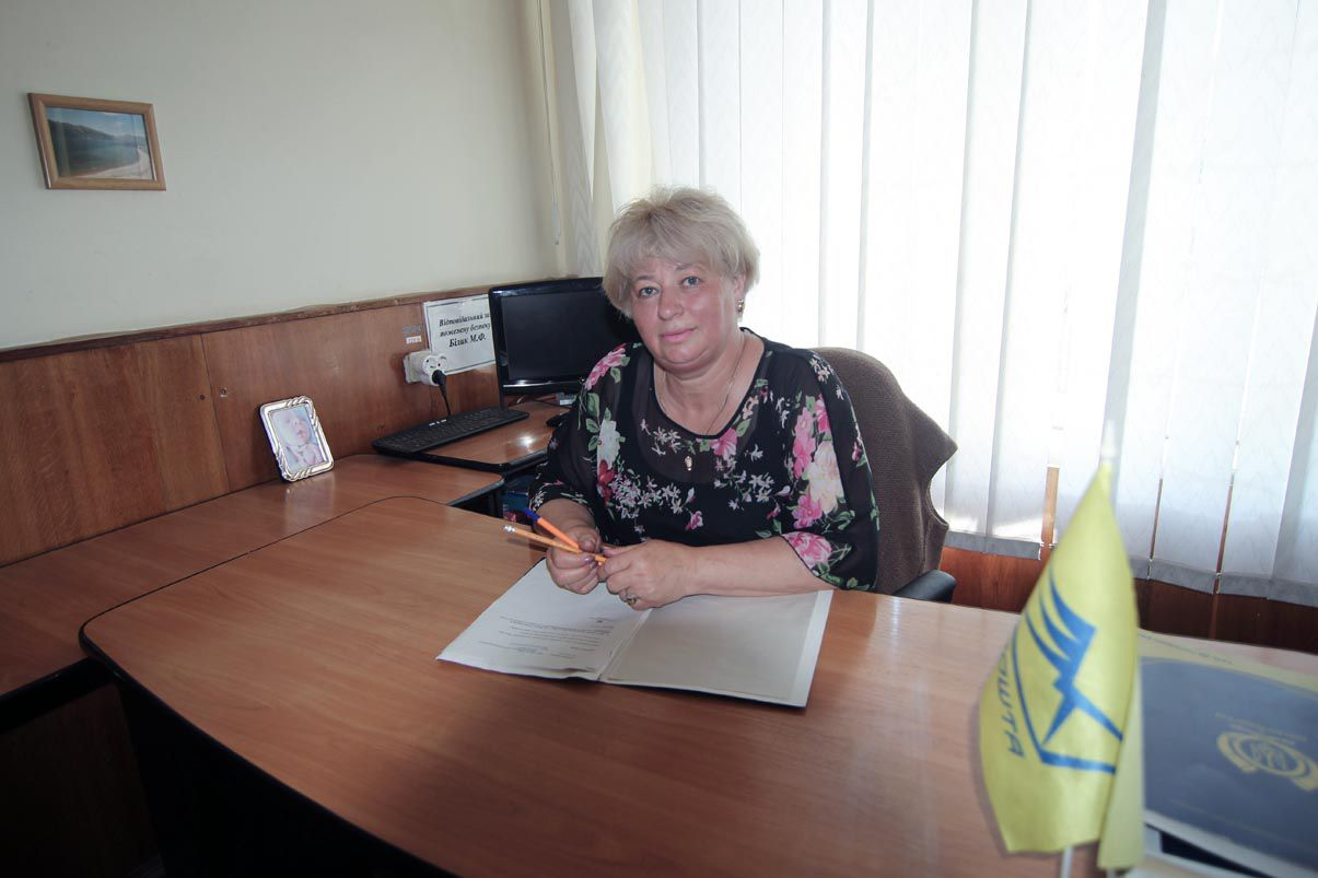 Маргарита БІЛИК: «Пошта мусить жити і працювати»