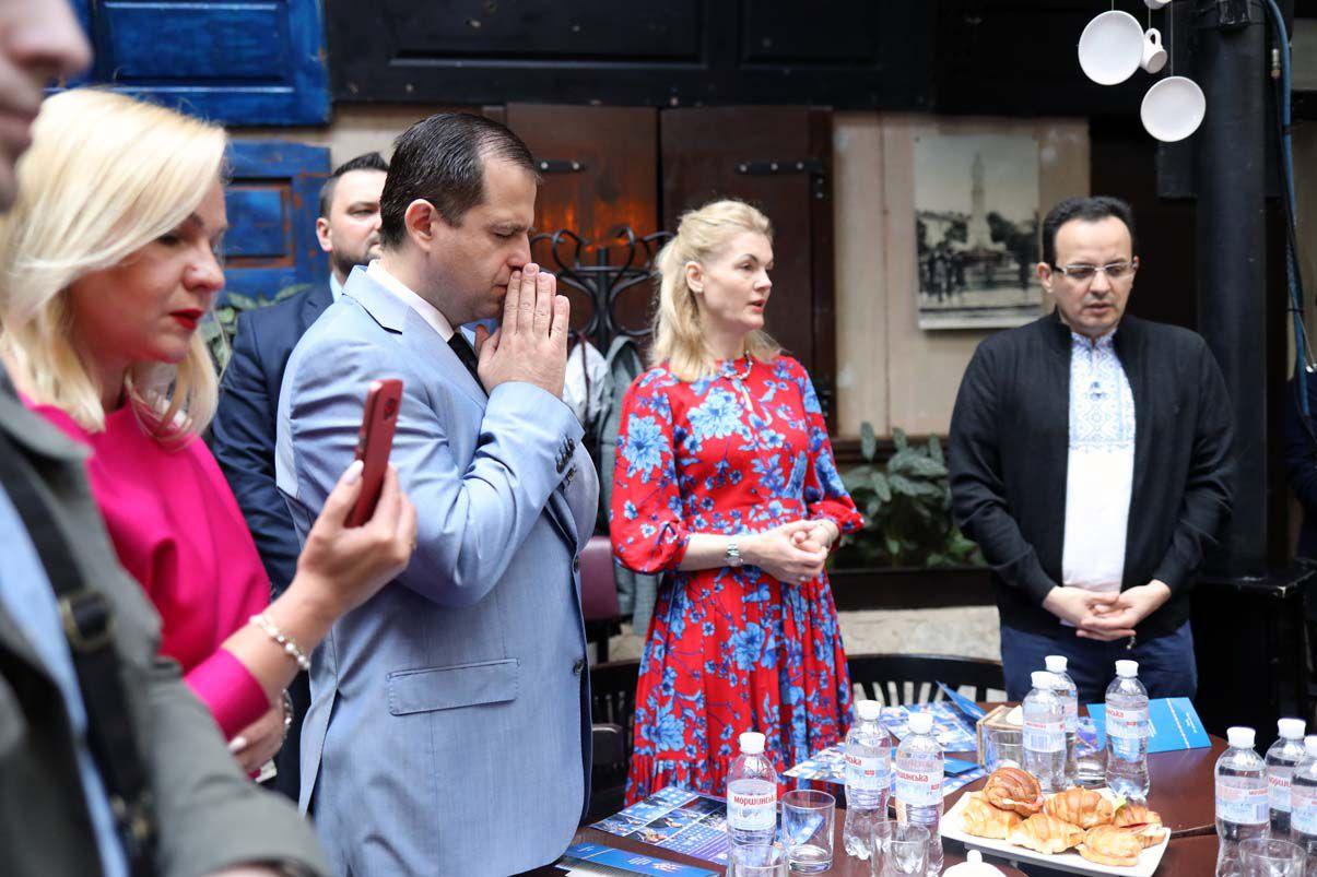 Молитовний сніданок присвятили Року сім'ї
