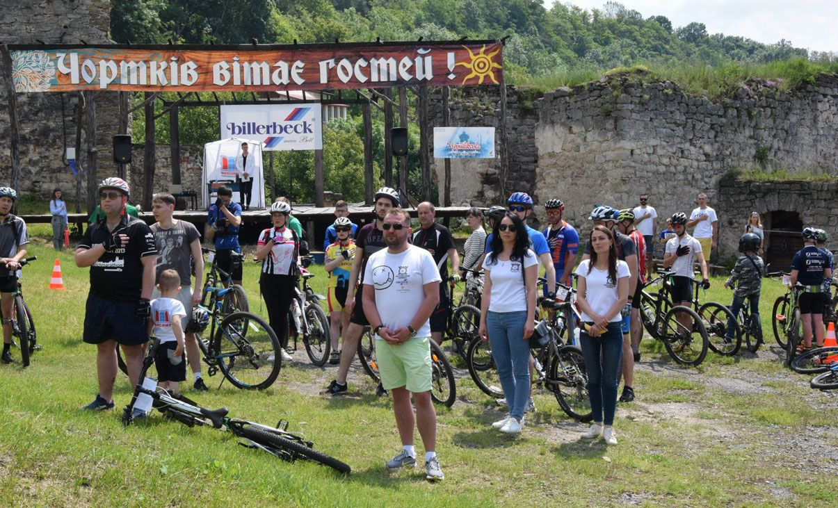 На Чортківський перевал — велосипедом