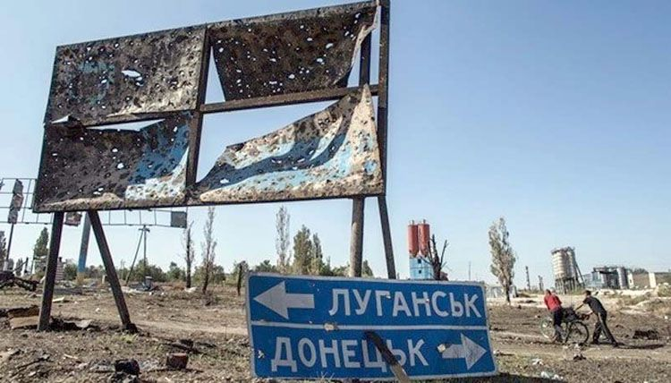 Verhandlungen über den Donbass fangen im Herbst an