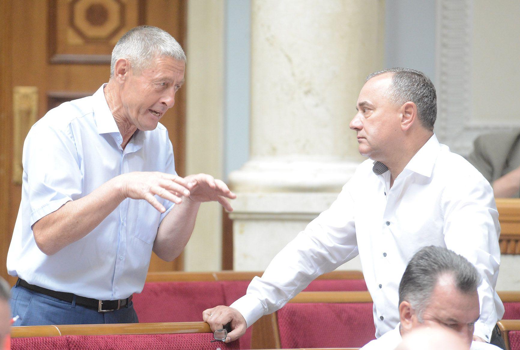 Закон про ТСК випише процедуру імпічменту