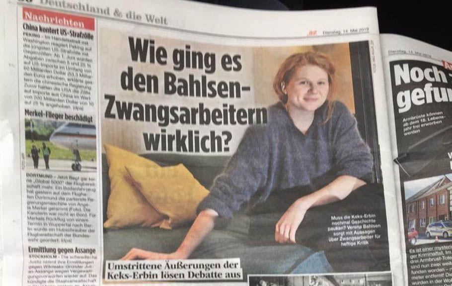 """Die Vergangenheit holt sogar """"süße"""" Frauen ein…"""