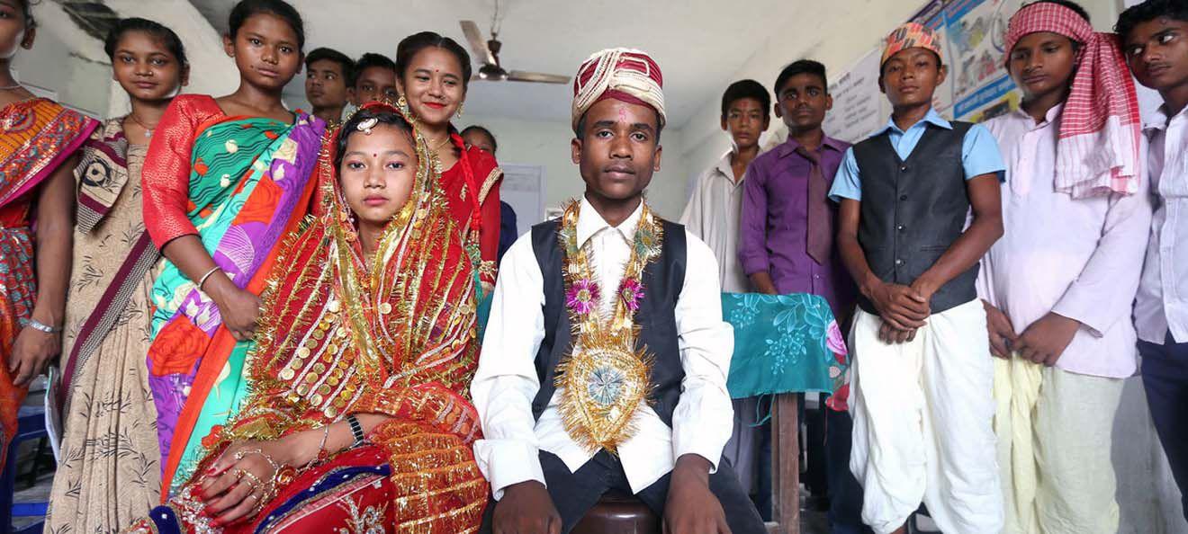 Шлюб, який краде дитинство