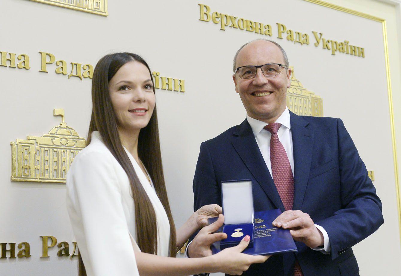 Премії Верховної Ради найдостойнішим