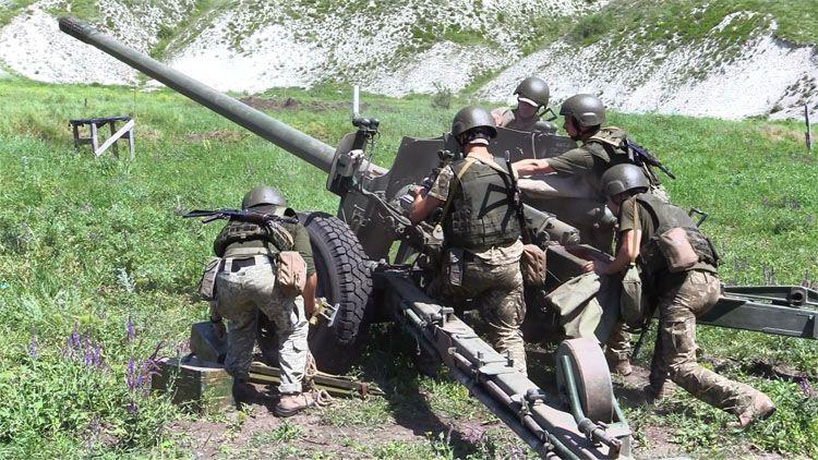 Наші захисники зайняли нові позиції на Донеччині