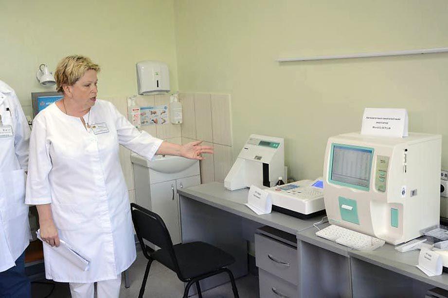 Во Львове открыли современную лабораторию